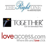 Therightone_togetherdating_loveacce